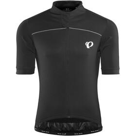 PEARL iZUMi Pro Pursuit Wind Short Sleeve Jersey Men black/black